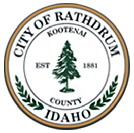 City of Rathdrum Logo